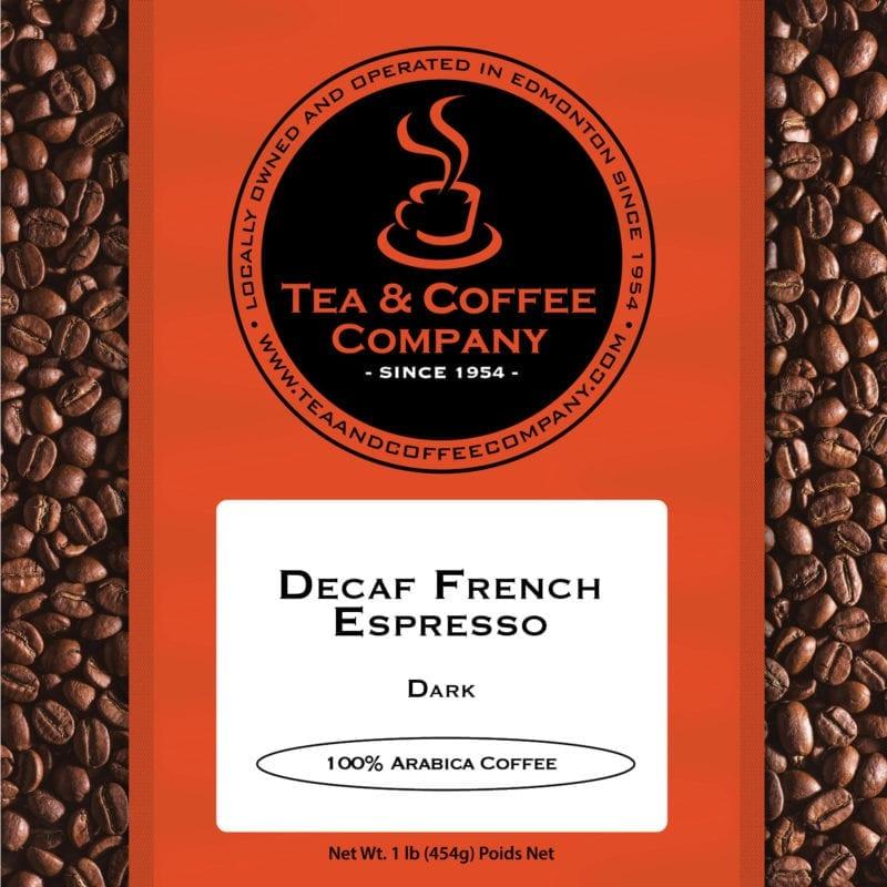 Decaf French Espresso